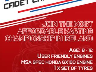 Honda Cadet TKC 2019 Championship