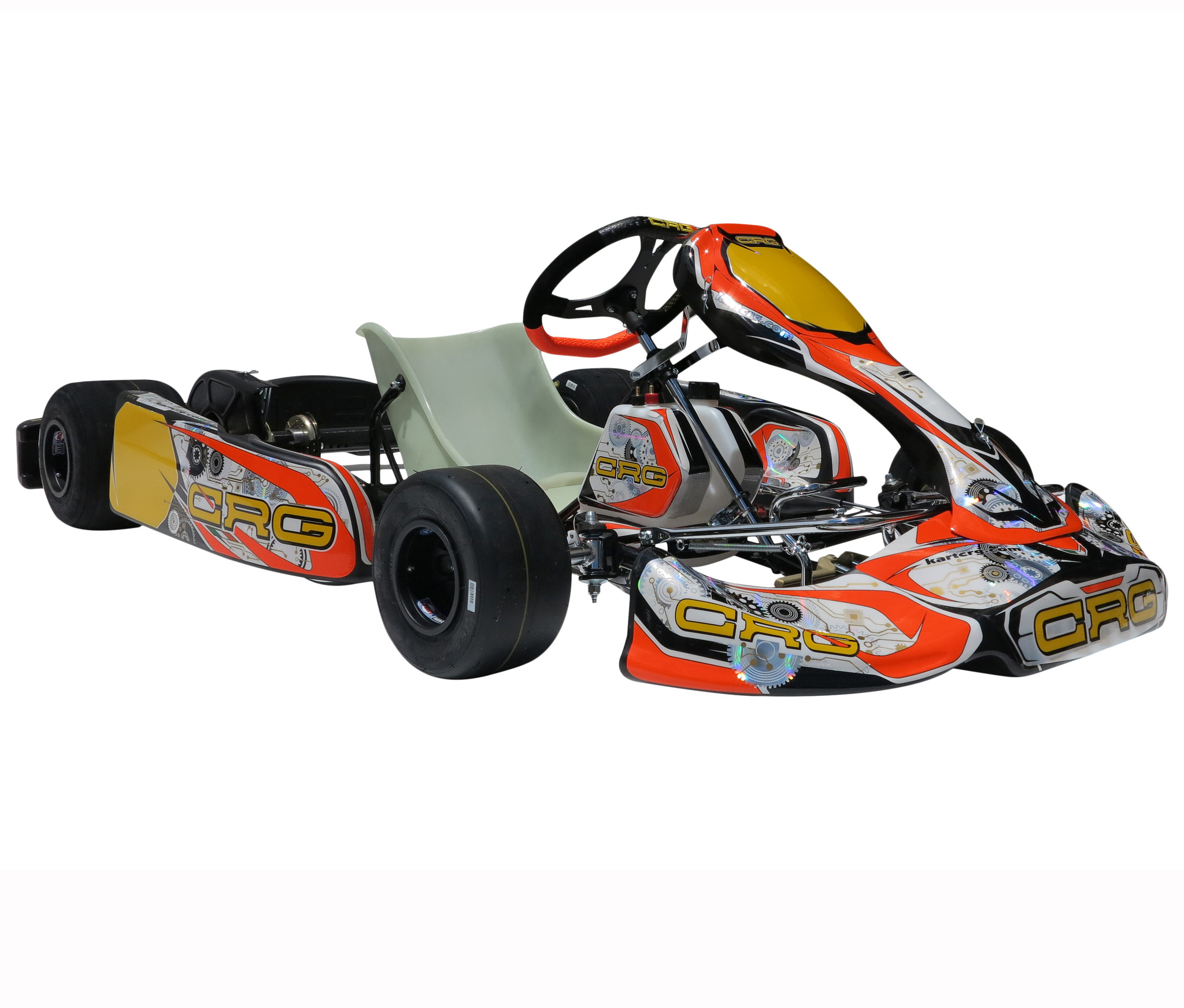 Buy & Sell karts, engines and spares with TKC - Rolling Chassis