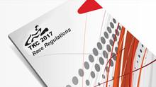 New 2017 TKC Race Regulations Published