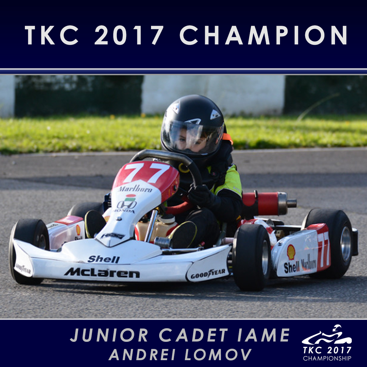 Jr Cadet Iame - Andrei Lomov
