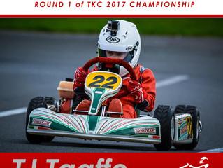 Round 1 TKC Driver of the Day - TJ Taaffe