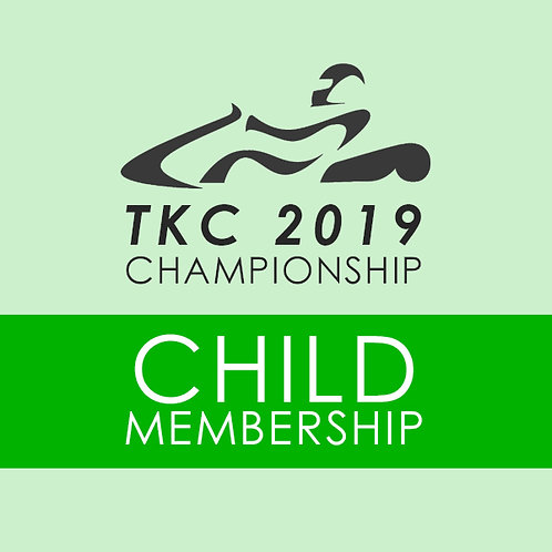 2019 TKC Junior Membership
