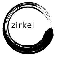 zirkels logo - tingene kører i ring, bruges igen og igen....