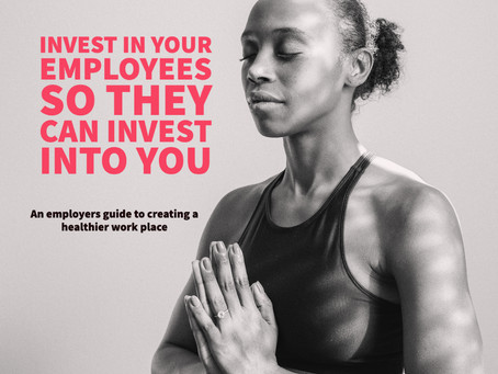 Investing in your employees, so they can invest in you.