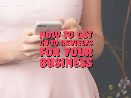 How to curate reviews for your business