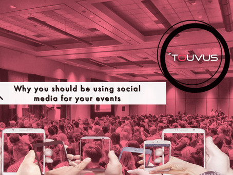 Social Media - The Make or Break of Your Event