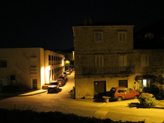 Quiet night in Vis