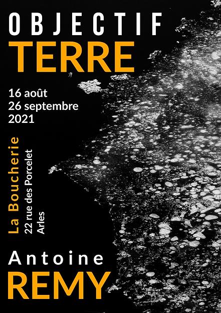 Affiche Objectif Terre 2021