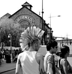 Punk in Camden