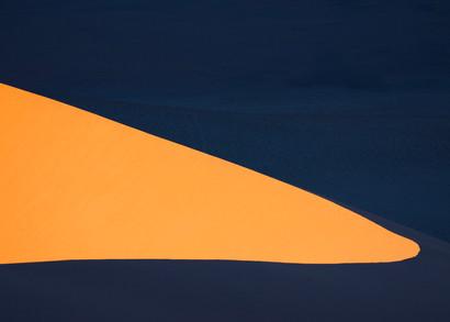 Shaping the Desert