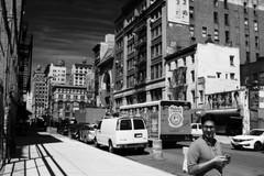 Street Life, Greenwich Village, Manhattan