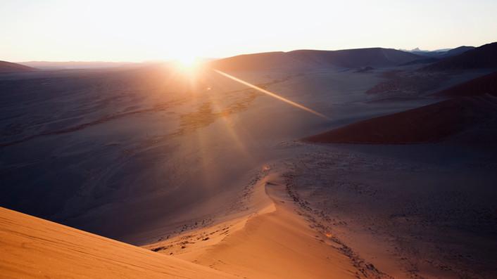 Épisode 2 : Dune 45, Namibie