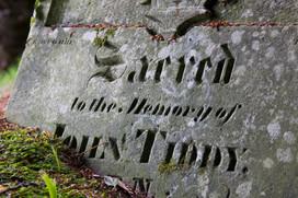Graveyard, Cornwall