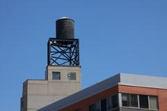 Water tower, Manhattan