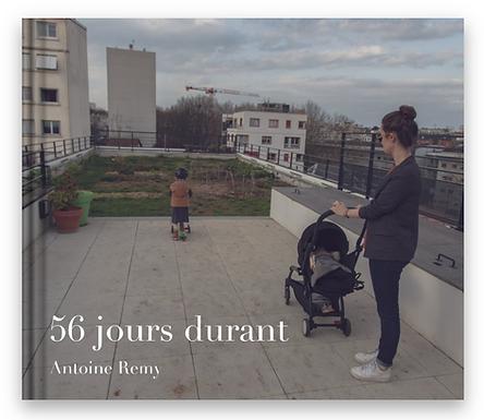 """Livre d'art """"56 jours durant"""""""