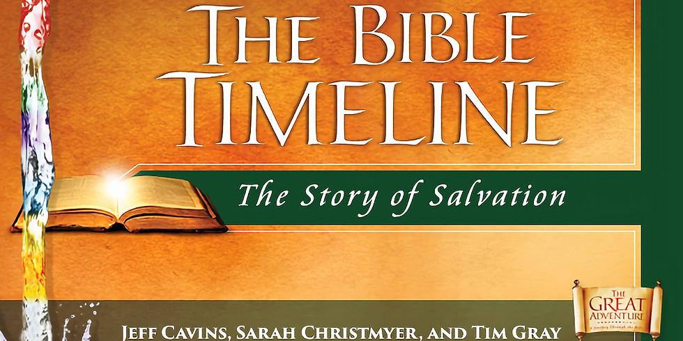 The Bible Timeline Study
