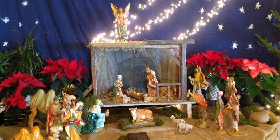 Mass - Christmas Eve 10:00 pm MASKS MANDATORY