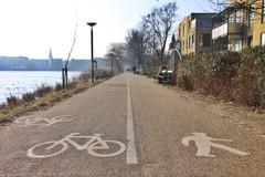 Bike path, Copenhagen