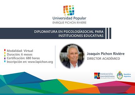 Psicología Social para Instituciones Edu