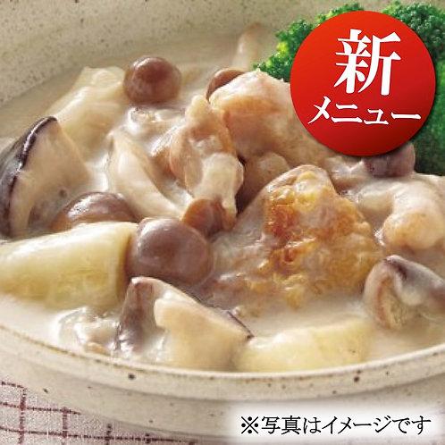 11月12日(火)とろ〜りまろやか チキンクリーム煮とバターライス弁当