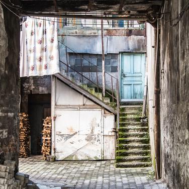 Дворы старого Батуми Courtyards of Old Batumi