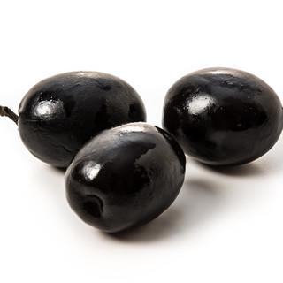 Три маслины Three black olives