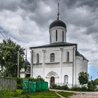 Вознесенский собор, 1399 год, Звенигород Assumption Cathedral of 1399, Zvenigorod