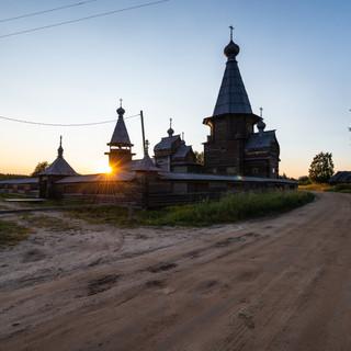 Почозерский погост, Архангельская область  Pochozerskiy Pogost, Arkhlsk region