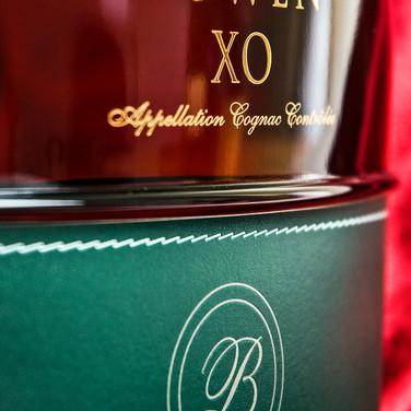 Коньячные подробности Cognac in detail