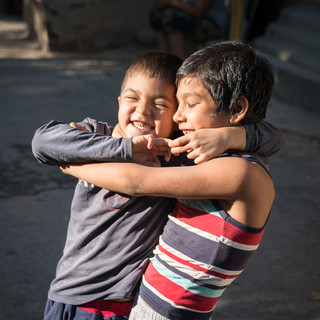 Играющие дети, Ташкент Children play, Tashkent