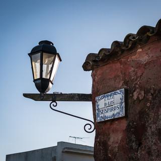 «Переулок вздохов», Колония-дель-Сакраменто  'The Street of Sighs', Colonia del Sacramento