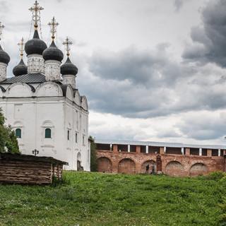 В Зарайском кремле In Zaraysk Kremlin