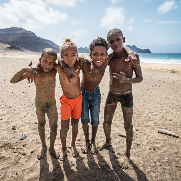 Саламанса, Кабо-Верде Salamansa, Cape Verde