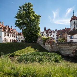 Замок Базедов Basedow Castle