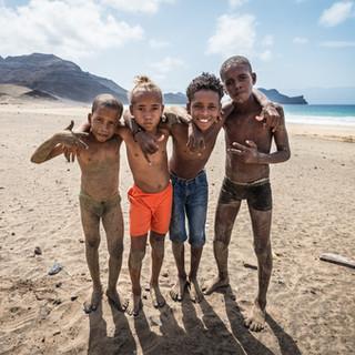 Саламанса, Кабо-Верде / Salamansa, Cape Verde
