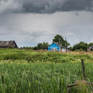 Остатки деревни Шимоново под Вереей Remnants of the village of Shimonovo near Vereya