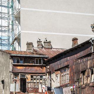 Старое и новое, Батуми The old and the new, Batumi