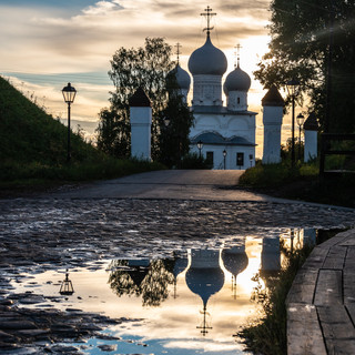 Белозёрский кремль  Byelozyorsk kremlin