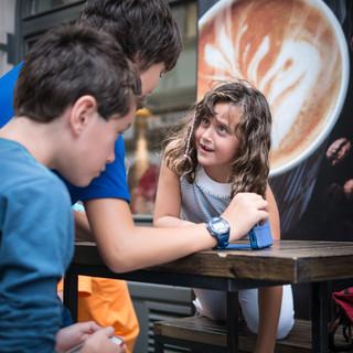 Детские разговоры Children's talk