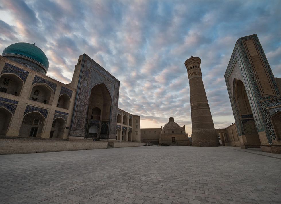 Узбекистан: поверхностные впечатления, или галопом по Средней Азии
