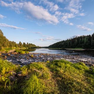 На Онеге, Архангельская область  At Onega river, Arkhangelsk region