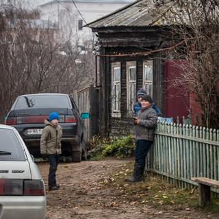 Касимов, Россия / Kasimov, Russia