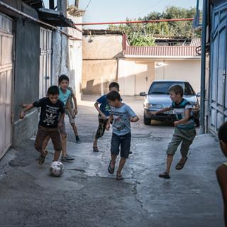 Уличный футбол, Ташкент Street soccer, Tashkent