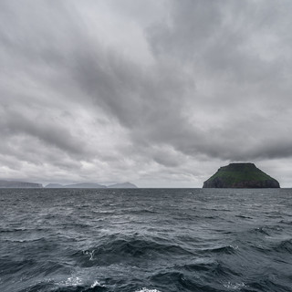 Фарерский морской пейзаж Faroese seascape