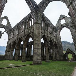 Монастырь Тинтерн Tintern Abbey
