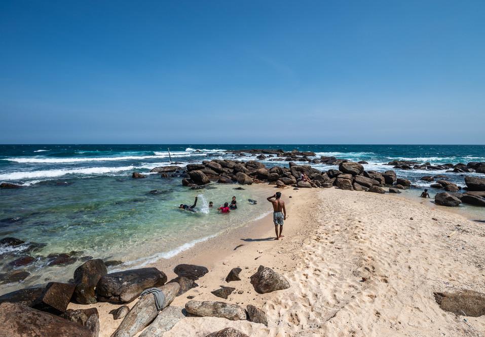 Индийский океан, Дондра  Indian Ocean, Dondra