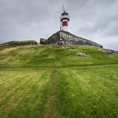 Форт Скансин, Торсхавн Skansin fort, Tórshavn