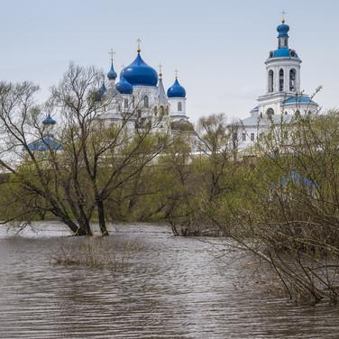 Боголюбово, Владимирская область. Боголюбский монастырь  Bogolyubovo, Vladimir region. Bogolyubovo monastery