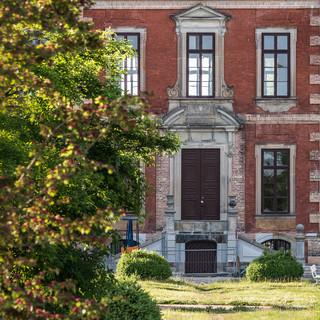 Дворец Ботмер, родовое гнездо дворянского рода Ботмер, построен в 1726-1732 Bothmer palace, home of the noble family Bothmer, built in 1726-1732