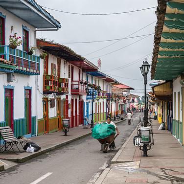 Кайе-Реаль, Саленто Calle Real, Salento